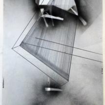 Eclat 1 - 15, 50x65cm, technique mixte sur papier