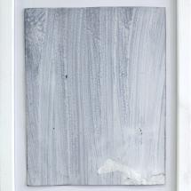 Effacé 6 - 15x19cm - technique mixte sur papier