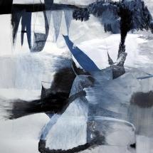 Sans-titre, 109X149CM, technique mixte sur papier,2010