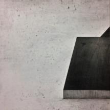 dessin - art - art contemporain - noir et blanc - drawing - Louisa Marajo