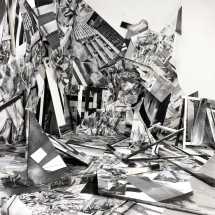 photographie - art - architecture - chaos - artiste