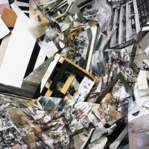 art - espace - détail - chaos - photographie