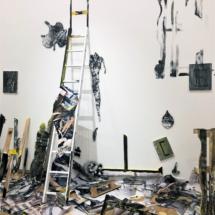installation - peinture