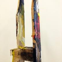 sculpture - painting