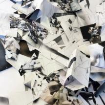 Instant d'atelier Corner I - détail 1 - tirage sur papier lustré - 30x40cm-2016