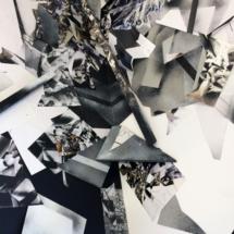 Instant d'atelier, Corner I, détail 6, 30x40cm, impression sur papier photo lustré