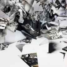 Instant d'atelier Corner II-détail 1-photographie -tirage sur papier lustré - 30x40cm-newsite