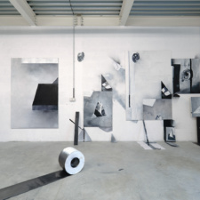 installation - atelier - Louisa Marajo