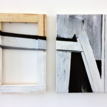 peinture - art contemporain - Louisa Marajo