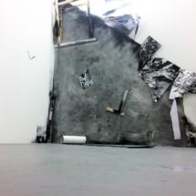 vue exposition - installation - in situ - 14n61w - Louisa Marajo