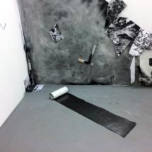installation - in situ - martinique - louisa marajo - 14n61w - galerie