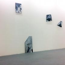 Installation - galerie - martinique - 14n61w - Louisa Marajo