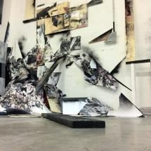 installation - louisa marajo - studio