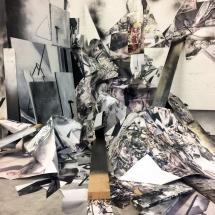 installation - photographie - louisa marajo