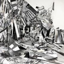 photographie - art - architecture - chaos - artiste
