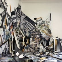 art contemporain- galerie - installation - art - painting - space