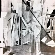 chantier - dessin - chaos - drawing