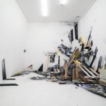 installation, exhibition