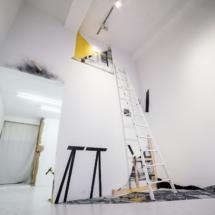 exhibition, gallery, art