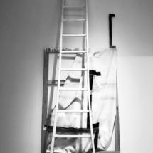 ladder, photo, installation