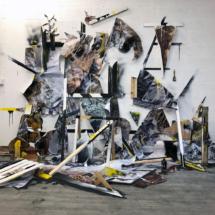 installation - contemporary art - artist -
