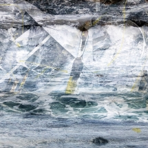 """"""" Les chantiers de la mer 2"""" - print on Bamboo Hahnemuhle 290g - variable dimensions - 6 editions"""